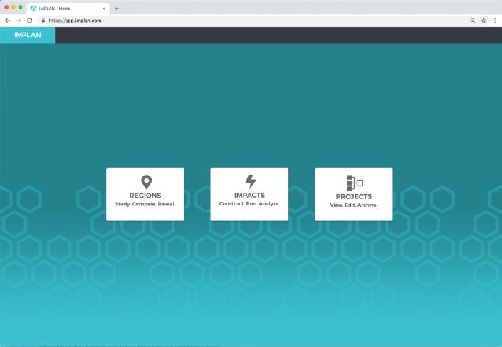 IMPLAN Web App