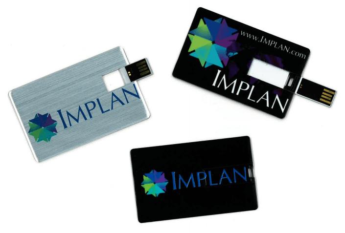 IMPLAN Data Set USB Drives (2013 - 2016)